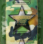 Mission-707™ - Studded Condom