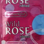 Wild Rose™ - Ribbed Condom