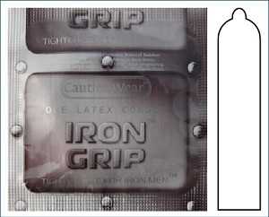 Iron Grip™ - Snugger Fit Condom